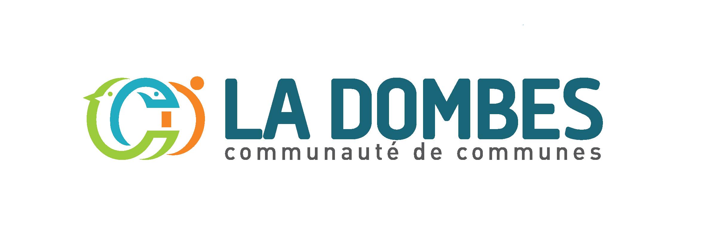 Logo Communauté de Communes de la Dombes